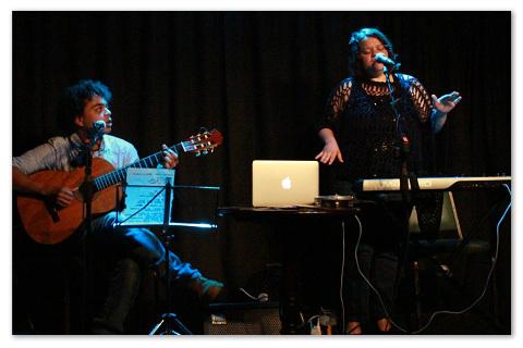 The Little Blue Room – Longford, August 2015.